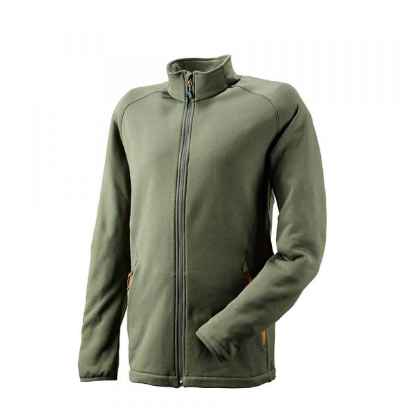 HAIX Fleece Jacket Tecnostretch olive