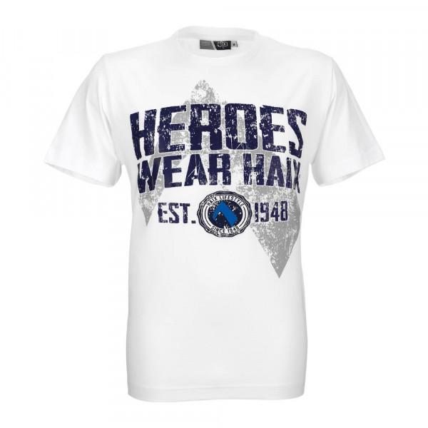 HAIX Hero-Shirt weiss
