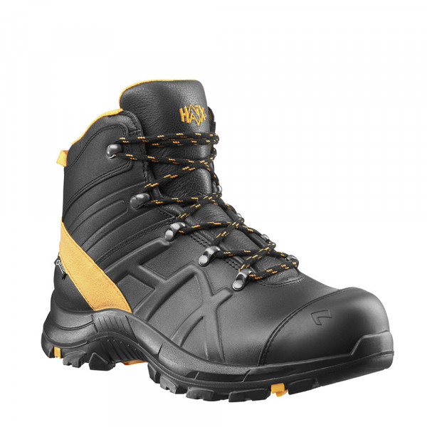 HAIX Black Eagle Safety 54 mid/black-orange
