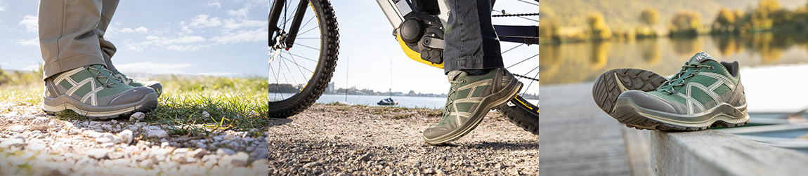 Black Eagle Adventure 2.1 GTX olive-rock