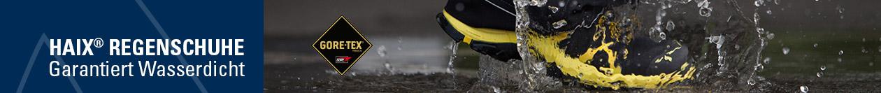 Regenschuhe - wasserdicht und doch atmungsaktiv