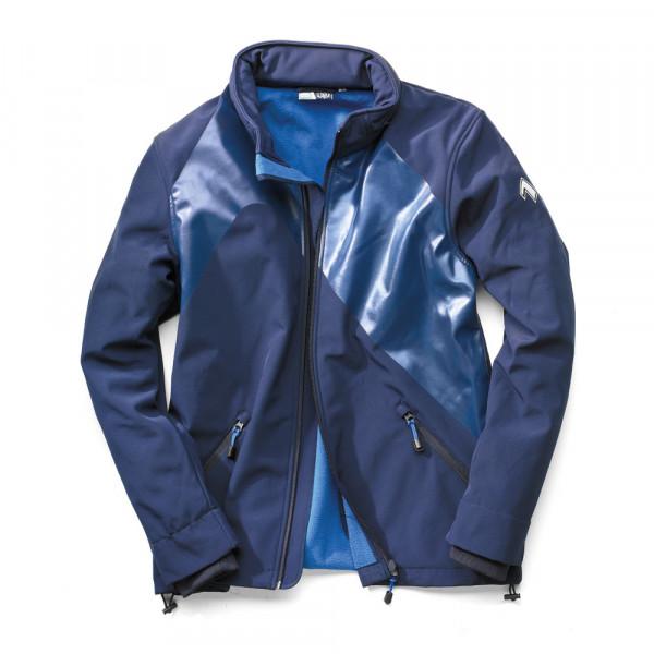HAIX Softshell Jacke Fashion blau