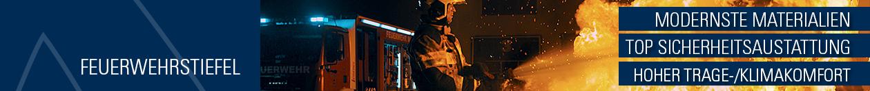 HAIX Feuerwehrstiefel - vom Feuerwehrmann für den Feuerwehrmann