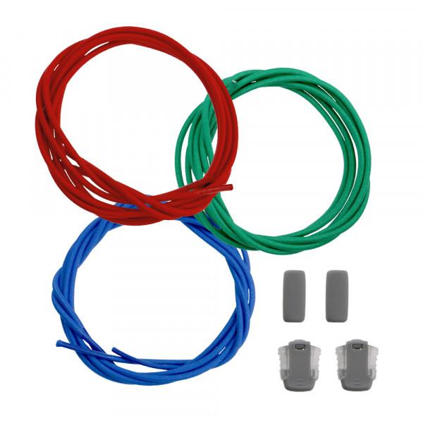HAIX FLEXLACE Reparaturset Individualisierung 3er Set