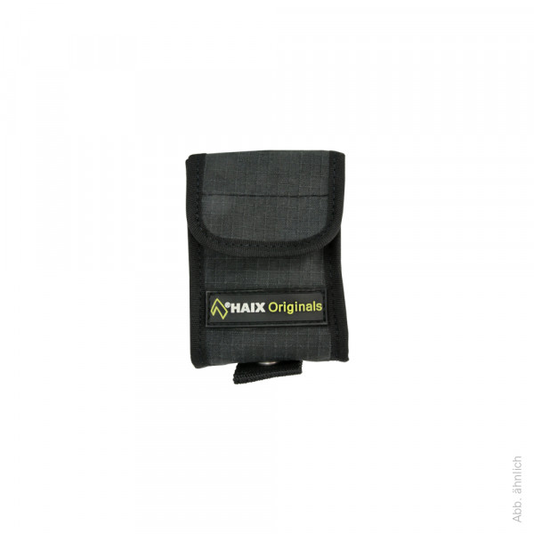 HAIX Originals Black Line Pager Pouch