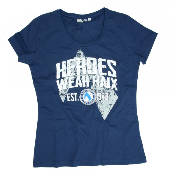 HAIX Hero-Shirt Damen blau