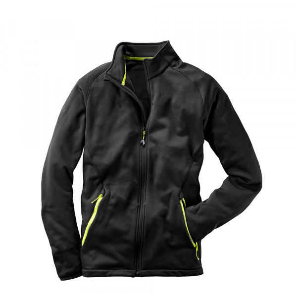 HAIX Fleece Jacket Tecnostretch anthracite
