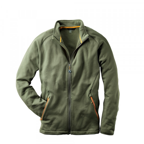 HAIX Fleece Jacket Tecnostretch olive