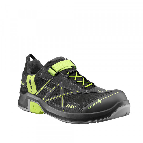 HAIX CONNEXIS Safety T S1 low/grey-citrus