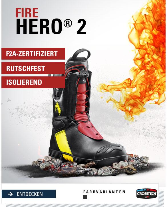 Feuerwehrsteifel - Fire Hero 2 jetzt bestellen