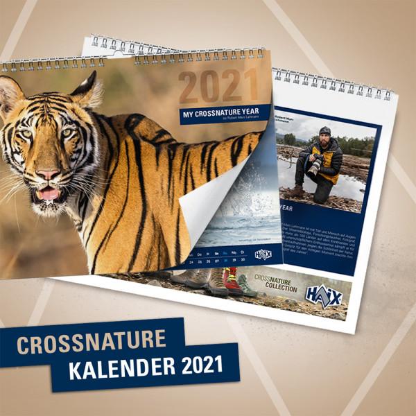 My Cross Nature Year Kalender
