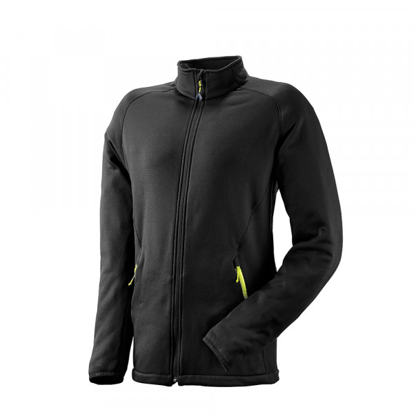 HAIX Fleece Jacket Tecnostretch black