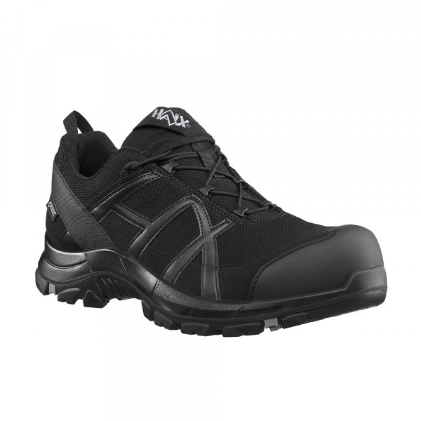 HAIX Black Eagle Safety 40.1 low/black-black