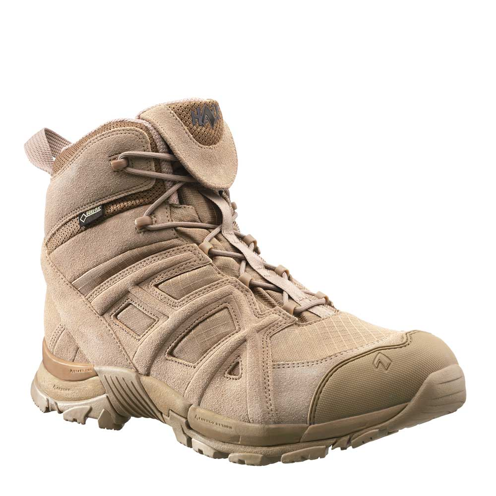 Black Eagle Athletic 10 Mid Desert Army Schuh