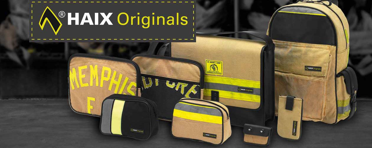 HAIX Originals – das besondere Accessoire für jeden HAIX Fan