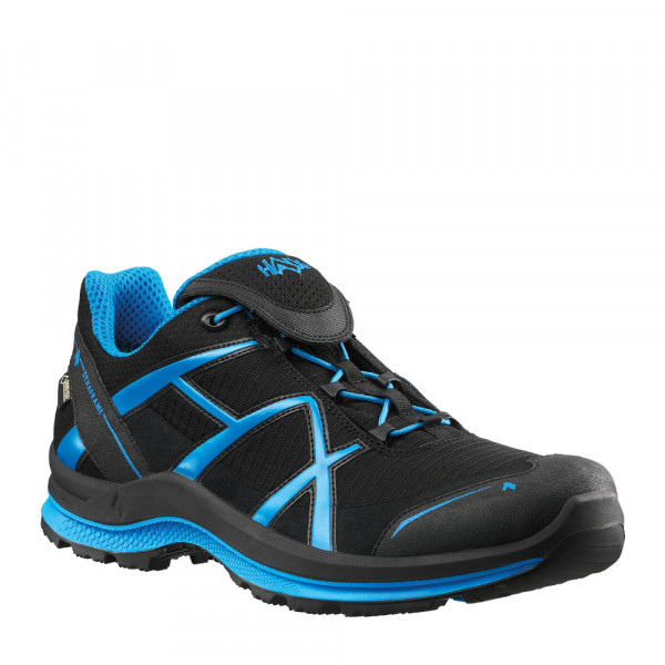 HAIX Black Eagle Adventure 2.0 GTX low/black-blue
